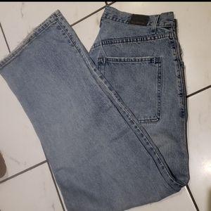 Vintage 90s silver tab jeans